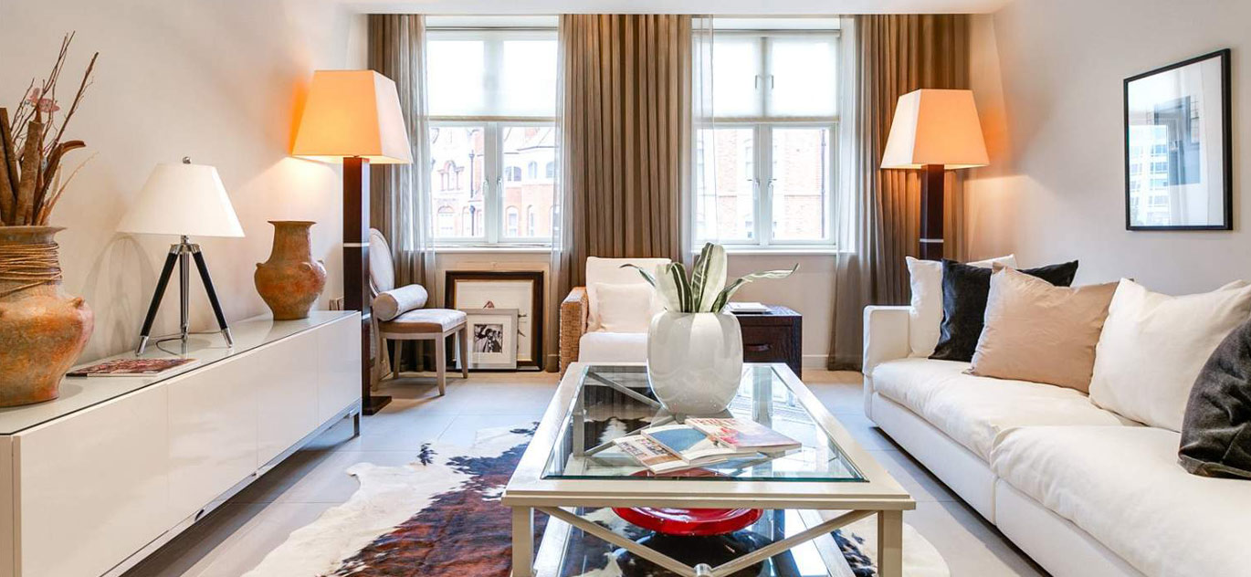 London - Angleterre - Appartement, 3 pièces, 2 chambres - Slideshow Picture 1