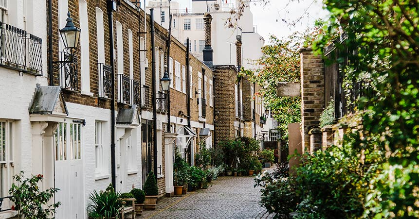 Choosing the best neighborhood to live in London